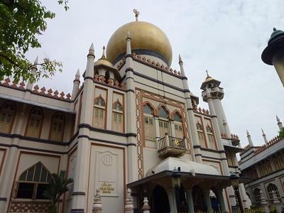 シンガポール 6日目 サルタンモスク 8.jpg